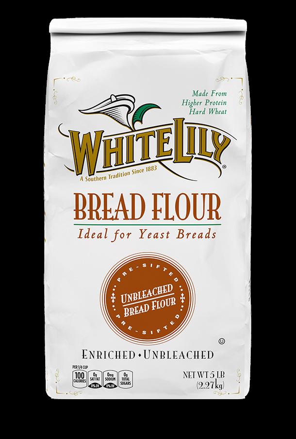 Enriched Unbleached Bread Flour